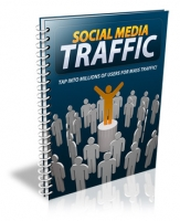 Social Media Traffic eBook with Personal Use Rights