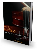 Violin Mastery eBook with private label rights