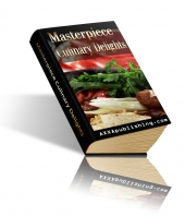 Masterpiece Culinary Delights eBook with Private Label Rights