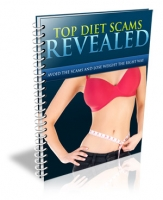 Top Diet Scams Revealed eBook with Personal Use Rights