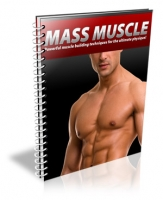 Mass Muscle eBook with Personal Use Rights