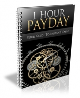 1 Hour Payday eBook with Personal Use Rights