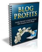 Blog Profits eBook with Personal Use Rights