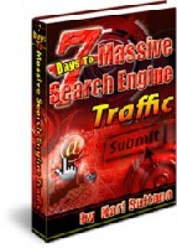 7 Days To Massive Search Engine Traffic