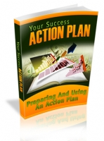 Your Success Action Plan eBook with Master Resale Rights