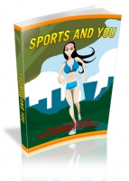 Sports And You eBook with private label rights
