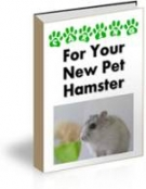 For Your New Pet Hamster eBook with Master Resell Rights