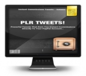 PLR Tweets! Gold Article with Private Label Rights
