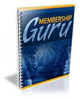 Membership Guru eBook with Personal Use Rights