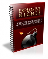 Explosive Niches eBook with Personal Use Rights