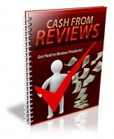 Cash From Reviews eBook with Personal Use Rights