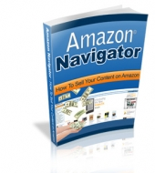 Amazon Navigator eBook with Master Resale Rights