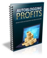 Autoblogging Profits eBook with Master Resale Rights
