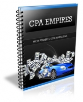 CPA Empires eBook with Master Resale Rights