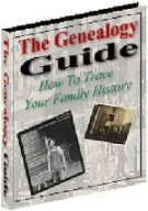 The Genealogy Guide : Trace Your Family History eBook with private label rights