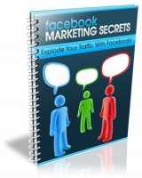 Facebook Marketing Secrets eBook with Private Label Rights