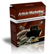 Article Marketing Profits Video with Master Resale Rights