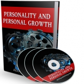 Personality And Personal Growth eBook with Private Label Rights