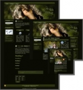 Wild Dance - WP Theme Template with Master Resale Rights
