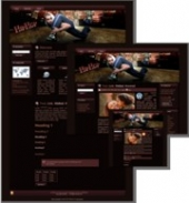 HipHop - WP Theme Template with Master Resale Rights