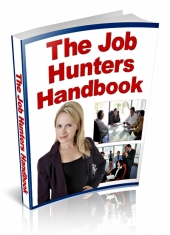 The Job Hunters Handbook eBook with Private Label Rights