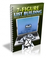 7-Figure List Building eBook with Personal Use Rights