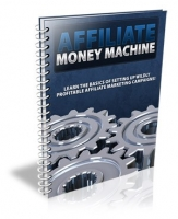Affiliate Money Machine eBook with Personal Use Rights