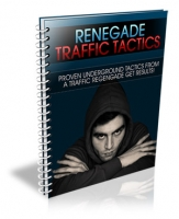 Renegade Traffic Tactics eBook with Personal Use Rights
