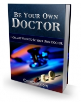 Be Your Own Doctor eBook with Private Label Rights