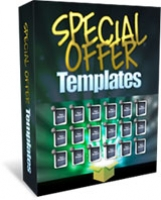 Special Offer Templates Graphic with Personal Use Rights