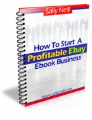 How To Start A Profitable eBay Ebook Business eBook with Personal Use Rights