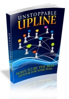 Unstoppable Upline eBook with Master Resale Rights