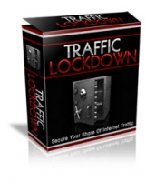 Traffic Lockdown Video with Private Label Rights