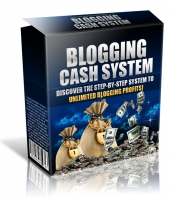 Blogging Cash System Video with Private Label Rights