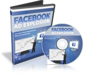 Facebook Ad Explosion Video with Resale Rights