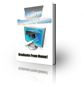 Online Degrees Guide eBook with Private Label Rights