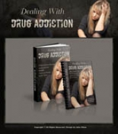 Drug Addiction Minisite Template with Personal Use Rights