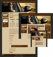 Travel WP Theme 1 Template with Master Resale Rights
