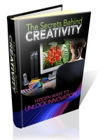 The Secrets Behind Creativity eBook with private label rights