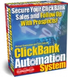 ClickBank Automation System Software with Resell Rights