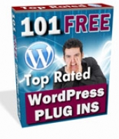 101 Free Top Rated WordPress Plugins Software with Master Resale Rights
