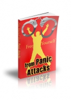 Free Yourself From Panic Attacks eBook with Resale Rights