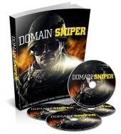 Domain Sniper eBook with Private Label Rights