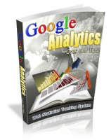 Google Analytics Uses And Tips eBook with private label rights