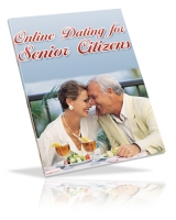 Online Dating For Senior Citizens eBook with private label rights
