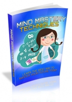 Mind Mastery Techniques eBook with Master Resale Rights