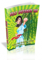 Self Defense 101 eBook with private label rights