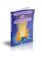 The Power Of Gratitude eBook with Resale Rights