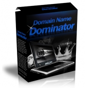 Domain Name Dominator Software with Master Resale Rights
