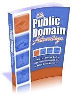 The Public Domain Advantage Software with private label rights